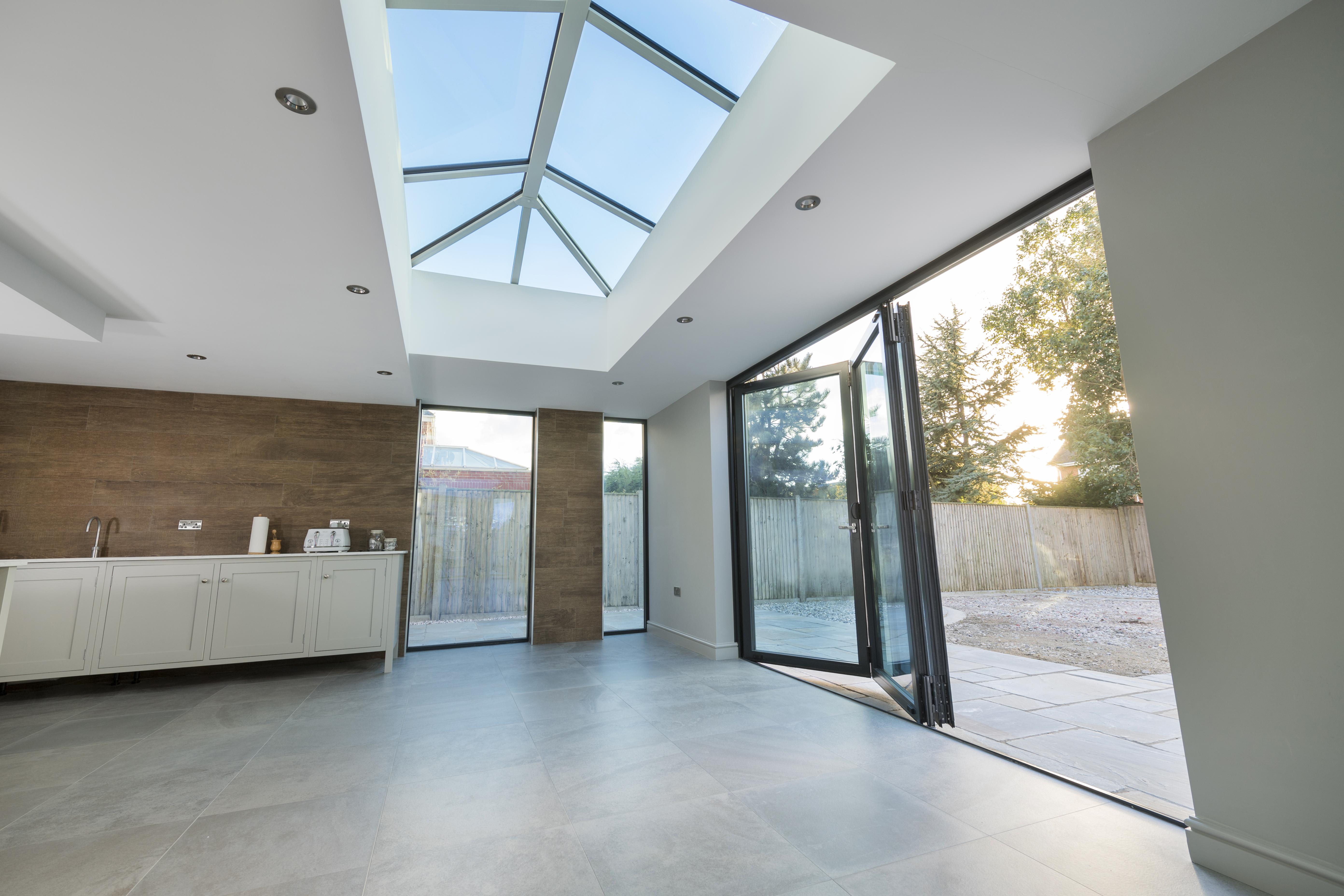 aluminium roof lantern quotes