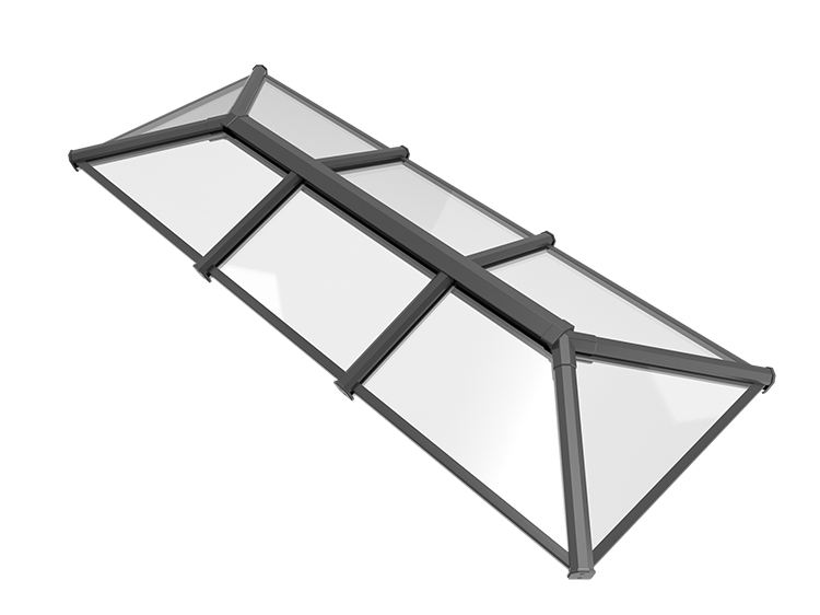 aluminium lanterns